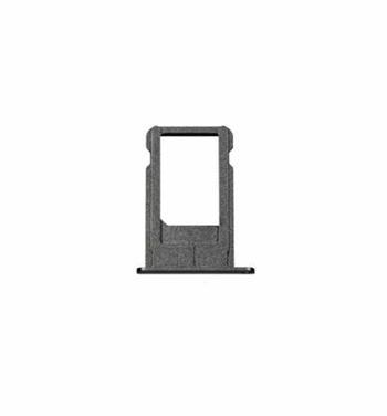 Apple iPhone 6 Nano SIM Tray - šuplík na Nano SIM kartu pro iPhone 6 černý