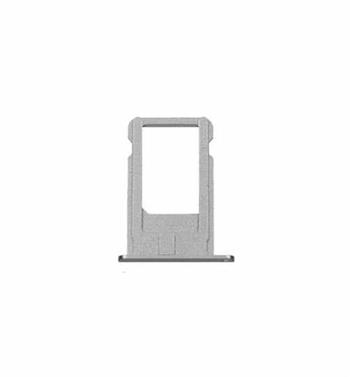 Apple iPhone 6 Nano SIM Tray - šuplík na Nano SIM kartu pro iPhone 6 bílý