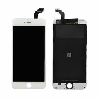 Apple iPhone 6 Plus Retina LCD with Digitizer original - originální displej s digitizérem pro iPhone 6 Plus bílý