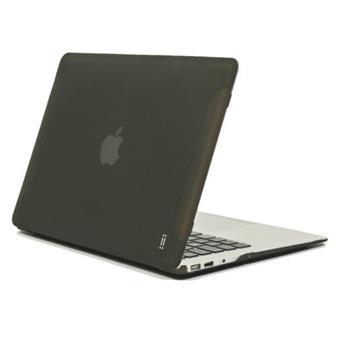 """Aiino Custodia - pevný obal pro Apple MacBook Air 13"""" 2010-2015 černý matný"""