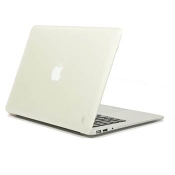 """Aiino Custodia - pevný obal pro Apple MacBook Air 13"""" 2010-2015 průhledný matný"""