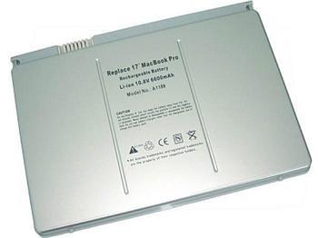 "Blitz Micro baterie pro Apple MacBook Pro 17"" 2006-2008 MA458 A1189 6800mAh"