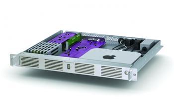 SONNET XMacMini TB2 server - 1U rackmout a PCIe expansion pro Apple Mac Mini 2012-2015