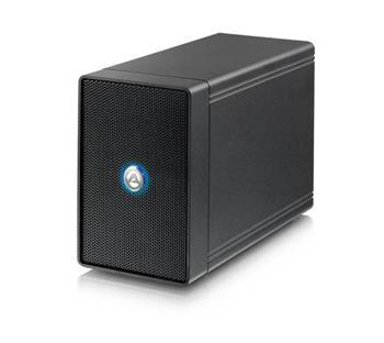 """Akitio NT2 U3.1 externí dvou diskové HW RAID pole pro dva disky 3.5"""" HDD USB 3.1"""