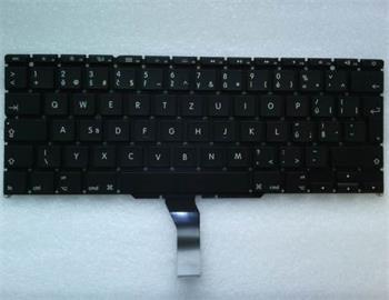 """Klávesnice pro Apple MacBook AIR 11""""A1370 / A1465, CZ rozložení kláves, zahnutý enter"""