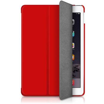 "Macally Bookstand obal a stojánek pro Apple iPad Air 2 / iPad Pro 9.7"" červený"