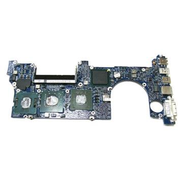 "Logic Board Apple MacBook Pro 17"" A1229 2007 Core 2 Duo 2.4GHz"