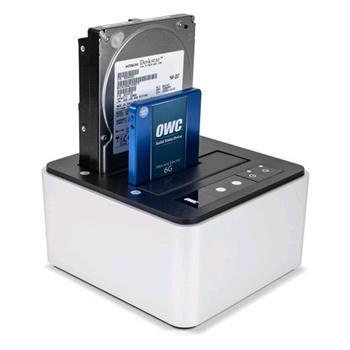 OWC Drive Dock externí dock na SATA disky Thunderbolt 2 a USB 3.0 OWCTB2U3DKR2