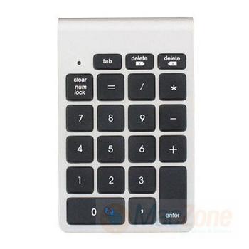 LMP - bezdrátová numerická klávesnice pro PC / Windows počítače , kovová