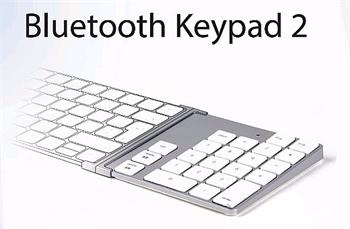 LMP Bluetooth Keypad 2 - bluetooth numerická klávesnice pro Apple Magic Keyboard