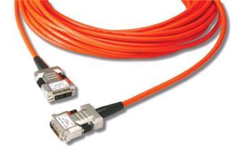 Opticis DVI-D optický hybridní HDTV kabel DVI-DVI 50 metrů