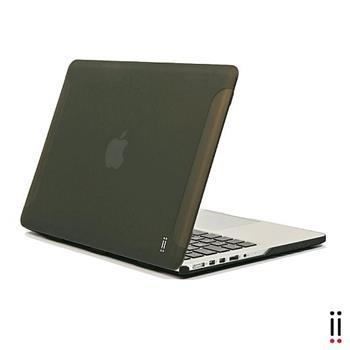 "Aiino Custodia - pevný obal pro Apple MacBook Retina 13"" ( late 2012-2016) černý matný"