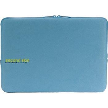 """Tucano Second Skin MicroFiber Script mikrovláknové pouzdro a utěrka pro MacBook Pro 13"""" modré"""