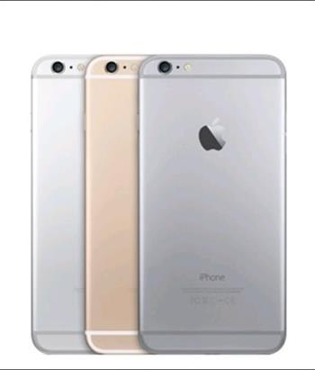 Apple iPhone 6 back cover gold - iPhone 6 záda zlatá