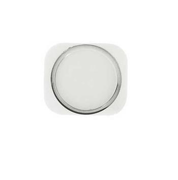 Apple iPhone 5S Home button silver - tlačítko home pro iPhone 5S stříbrné