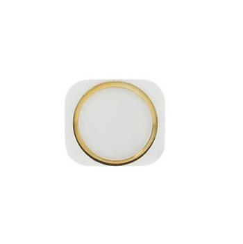 Apple iPhone 5S Home button gold - tlačítko home pro iPhone 5S zlatý