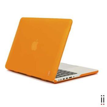 "Aiino Custodia - pevný obal pro Apple MacBook Retina 13"" ( late 2012-2016) oranžový"