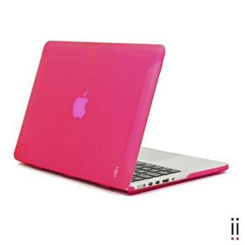 "Aiino Custodia - pevný obal pro Apple MacBook Retina 13"" ( late 2012-2016) růžový"