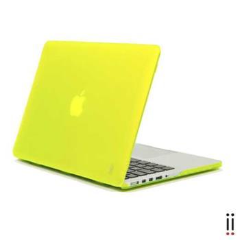 "Aiino Custodia - pevný obal pro Apple MacBook Retina 13"" ( late 2012-2016) žlutý"