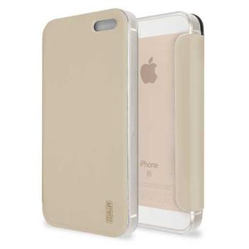 Artwizz Smart Jacket vyklápěcí pouzdro pro Apple iPhone 5/5S/SE gold