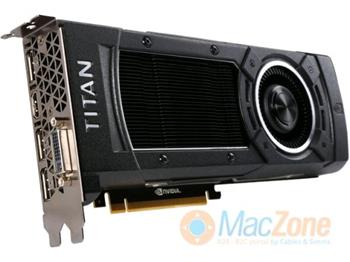 NVIDIA TITAN X 12GB Mac 6GB DDR5 EFI64 grafická karta pro Apple Mac Pro 2009 a novější , podpora 4K / 5K
