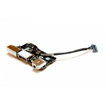 "Apple Magsafe board/ Audio/ USB/ DC Power pro MacBook Air 13"" A1369 820-3057-A Mid-2011"