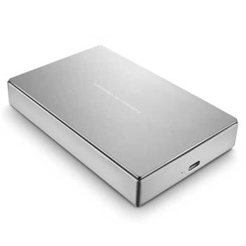 4TB LaCie Porsche Design Mobile drive - externí disk USB-C USB 3.0 STFD4000400