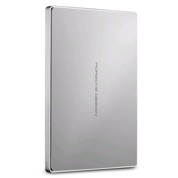 2TB LaCie Porsche Design Mobile drive - externí disk USB-C USB 3.0 stříbrný STFD2000400