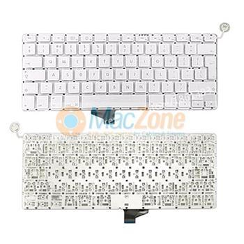 """Apple klávesnice Apple MacBook Pro 13"""" 2009 unibody white A1342 UK layout"""