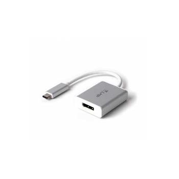 LMP USB-C 3.1 typ C na Display port (M/F) adaptér pro monitor, TV nebo projektor pro Apple