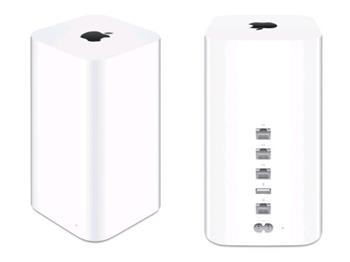 Apple Airport Extreme 802.11 AC Wifi základna a router ME918