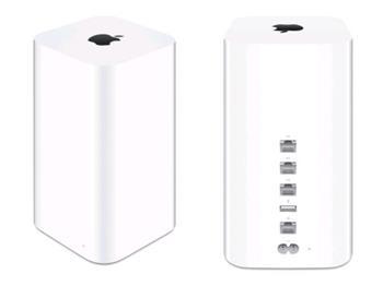 Apple Time Capsule 802.11 AC 2TB Wifi router s diskem na zálohování ME177
