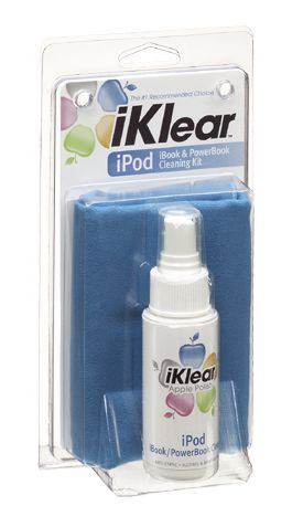 iKlear Apple Cleaning kit čistící roztok 160ml