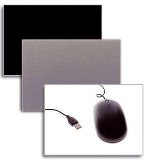 Artwizz ART Mouse Pad Silver - ultra tenká teflonová podložka pod myš , stříbrná - AWZ-ARTMP-SLV