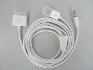 ipower audio a sync kabel pro ipod iphone s nap jen m. Black Bedroom Furniture Sets. Home Design Ideas