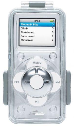H2O Audio Outdoor nárazuvzdorné pouzdro pro iPod Nano 1 a 2 Generace - H2O-AudioOD-Nano