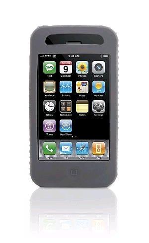 Griffin Technology FlexGrip silikonový obal pro Apple iPhone 3G 3GS černý megaakce