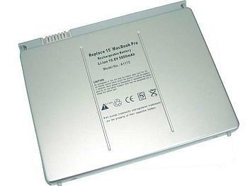 "IcePower MA348 baterie Apple MacBookPro 15.4"" 2006-2008 5600mAh A1175"