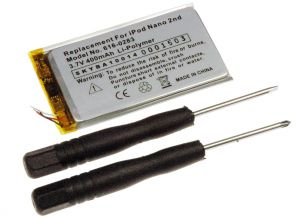 iPower baterie pro iPod Nano 2 .Generace 420 mAh - TC-616-0283