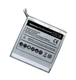 iPower baterie pro iPod Nano 3 .Generace 370 mAh - TC-616-0337
