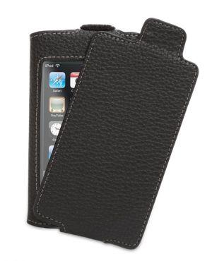Griffin Technology ELAN CONVERTIBLE kožené pouzdro pro Apple iPod Touch 2 a 3 generace