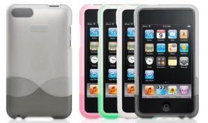 Griffin Technology Wave Case 2 pevné pouzdro Apple iPod Touch 2 a 3 gen černé - GT-6275-ITWAVB