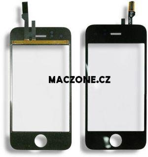 Apple iPhone 3G Touch screen digitizer dotykový panel a krycí sklo servisní díl - APL-IP3SP-111