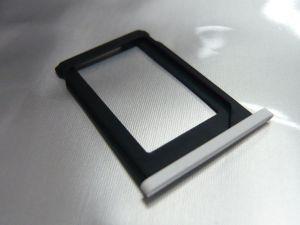 Apple iPhone 3G / 3GS Sim Card Tray šuplík na SIM kartu bílý servisní díl - APL-IP3SP-114