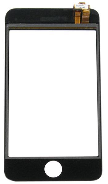 Apple iPod Touch 1 generace touch screen digitizer dotykový panel a krycí sklo servisní díl - APL-821-0558-A