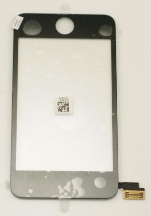 Apple iPod Touch 2 gen Touch panel screen digitizer dotykový panel a krycí sklo 821-0627A