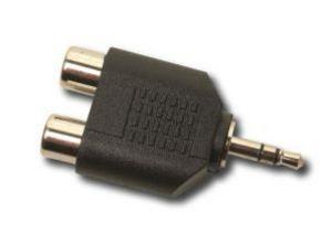 Gefen Mini-Stereo to RCA Adapter - GFN-ADA-3.5MM-2-RCA