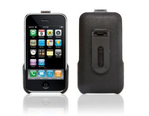 Griffin Technology ELAN Clip pouzdro s klipem Apple iPhone 3G / 3GS