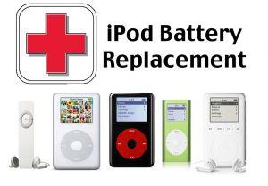 Výměna baterie ve Vašem iPodu Nano/Mini/Shuffle/Classic/iPhone/Touch- servis do 72 hodin