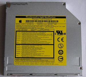 Panasonic 8x Dual Layer Slot Loading SuperDrive - MacBook /MacBook Pro 2009 - PAN-SD_867S